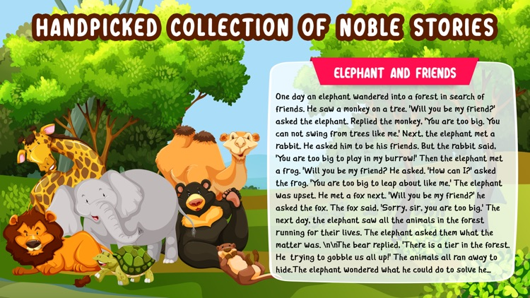 Best Moral Stories in English screenshot-4