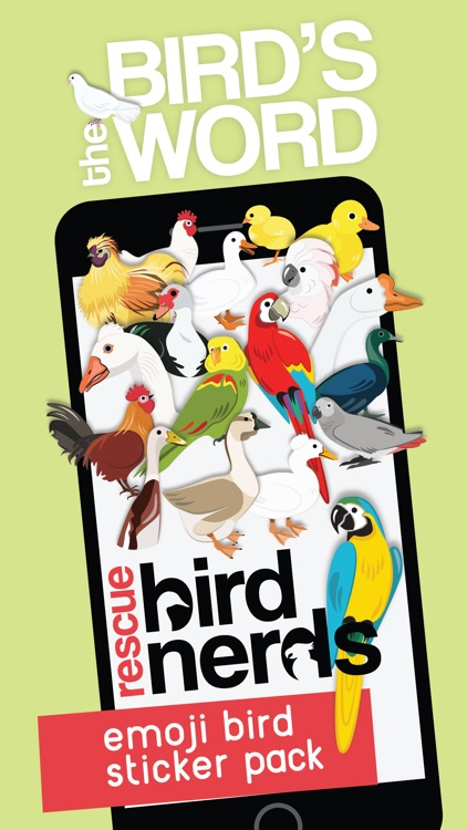 Rescue Bird Nerds