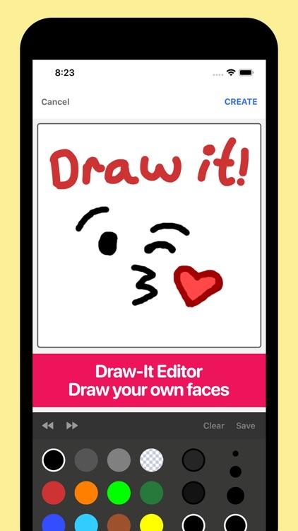 Finger Faces Pro screenshot-3