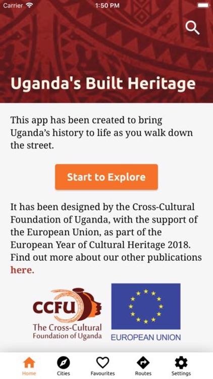 Uganda's Built Heritage