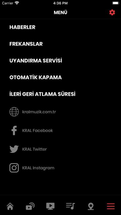 KRAL screenshot-9
