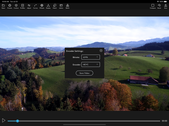 Video LUT Editorのおすすめ画像8