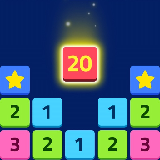 Merge Block: Star Finders free software for iPhone and iPad