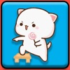 Mochi & Cats Stickers