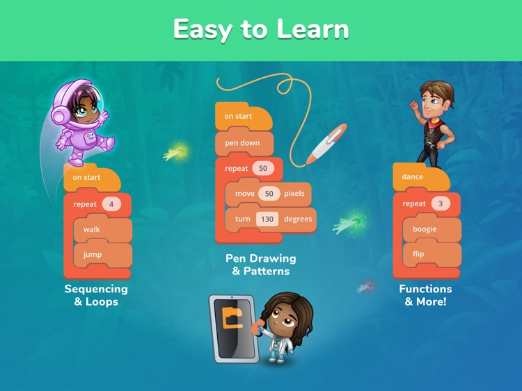 Tynker. Fun Coding for Kids screenshot-9
