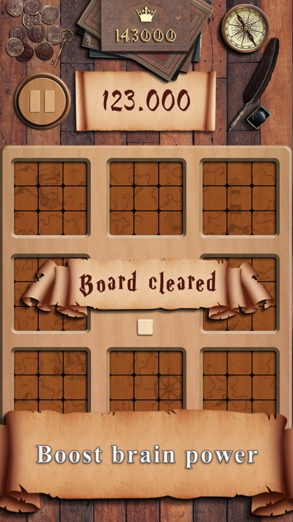 Woody 88: Fill Squares Puzzle screenshot-4