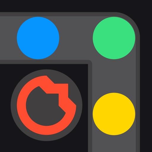 Color Defense - A TD Puzzler