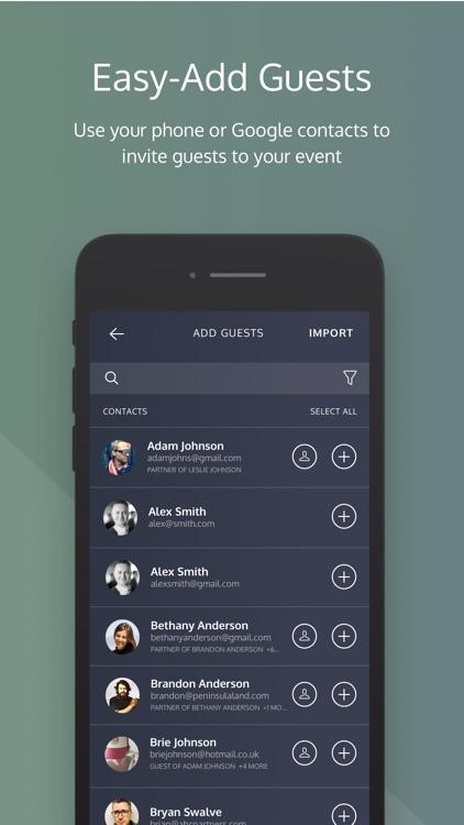 Poply: Virtual Invites Online screenshot-3