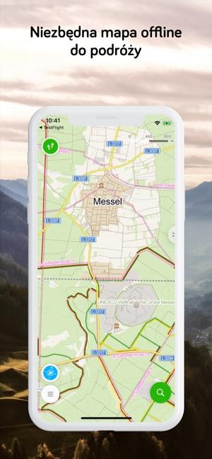 Aplikacja Windy Maps W App Store