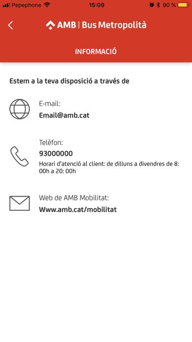 Descargar AMB Bus a demanda para Android