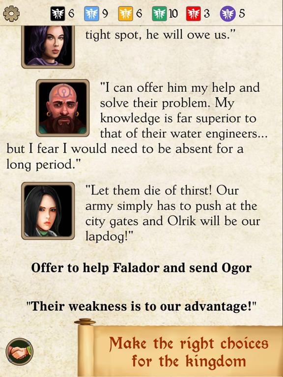 Silmaris screenshot 4
