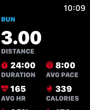 Map My Run by Under Armour on the App Store Running Mileage Map on