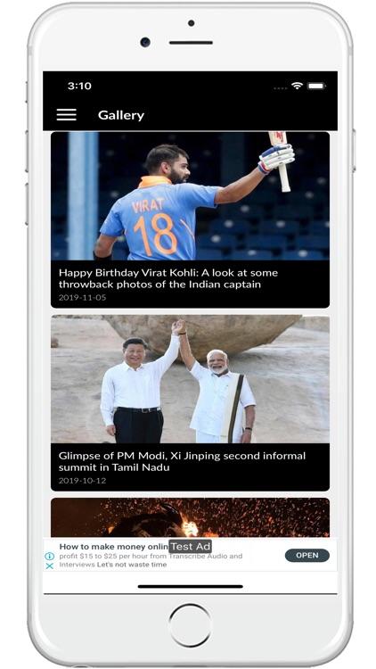 Deccan Chronicle News screenshot-3