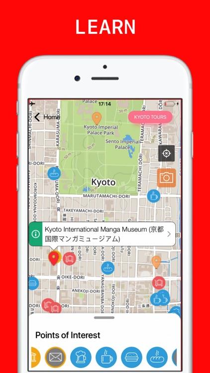 Kyoto Travel Guide . screenshot-3