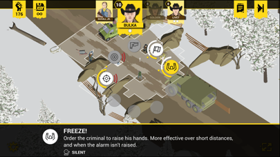 Rebel Cops screenshot 1