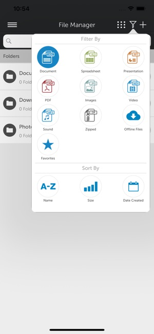 Dell Data Guardian Mobile on the App Store