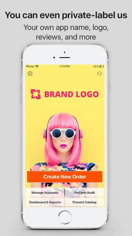 Pepperi Sales Rep App screenshot-4