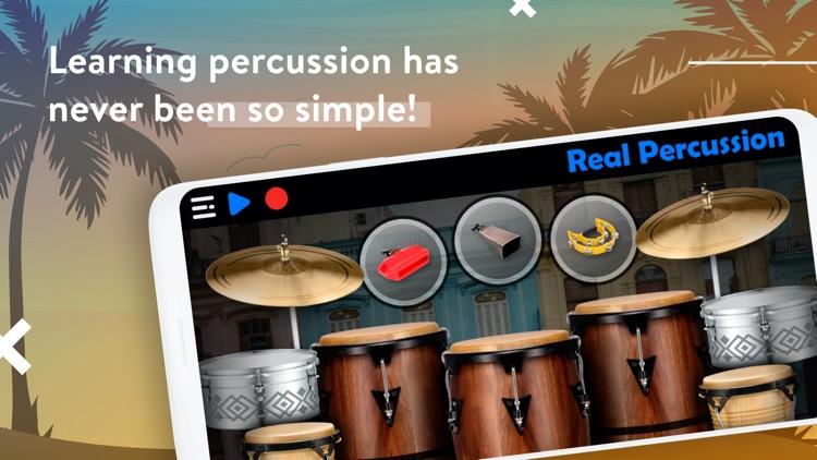 REAL PERCUSSION: Drum pads screenshot-4