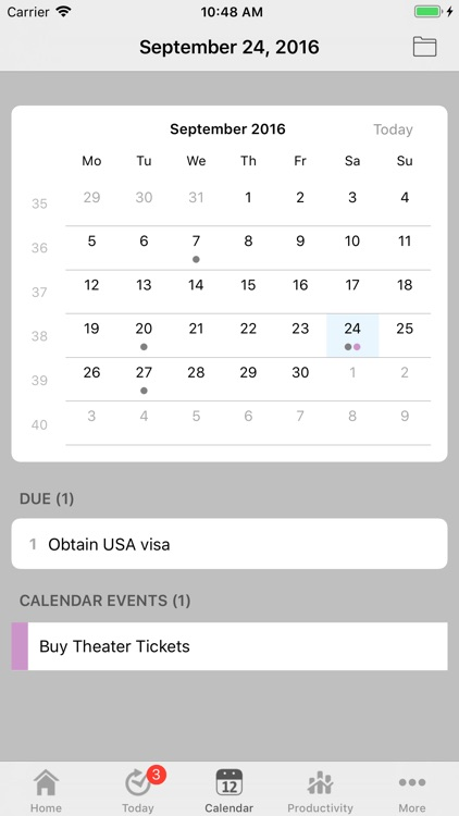 Tempodo To-Do List screenshot-4