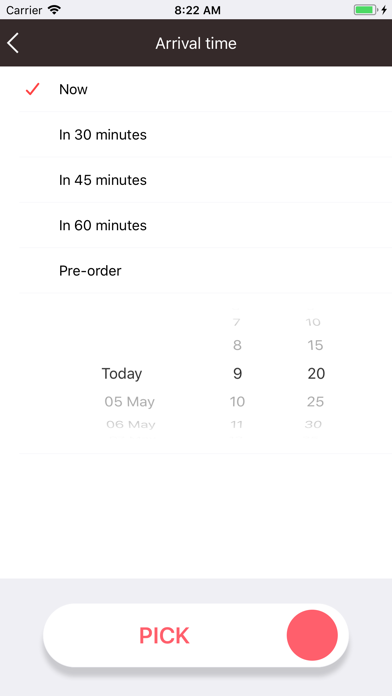 Screenshot for Enar Taxi in Azerbaijan App Store
