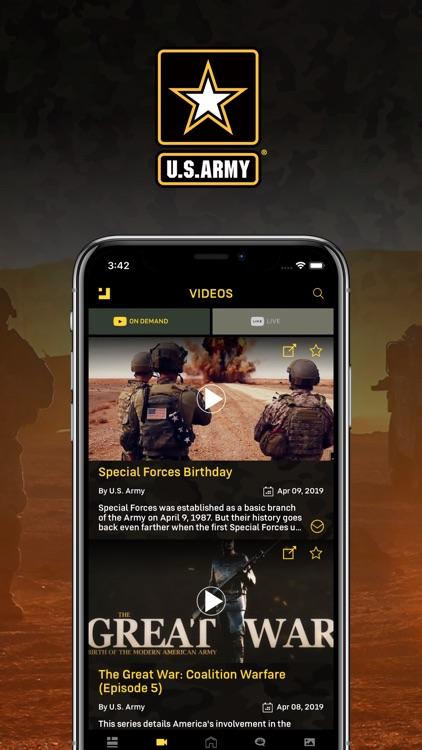 US Army News & Information screenshot-4