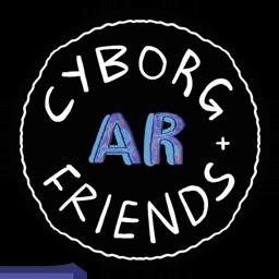 Cyborg+Friends AR