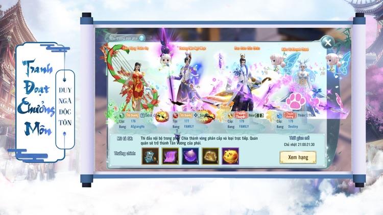 Nhất Kiếm Giang Hồ 3D screenshot-3