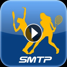 Slow Motion Tennis Pros