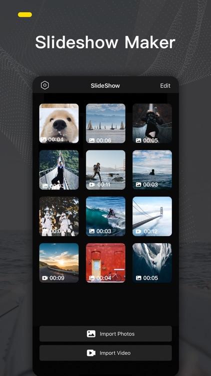 Slideshow Maker for lomotif screenshot-7