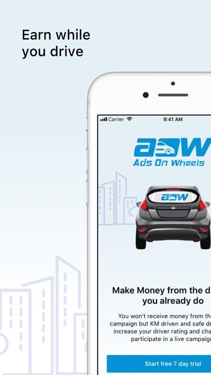 Ads on Wheels