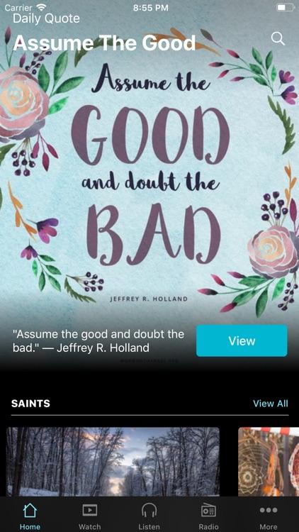 Latter-day Saints Channel