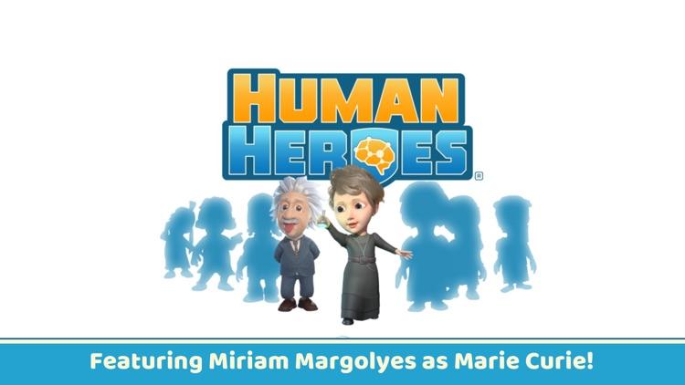 Human Heroes Curie On Matter screenshot-0
