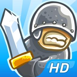 Ícone do app Kingdom Rush HD