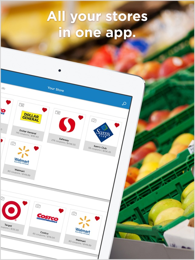 best grocery store coupon app