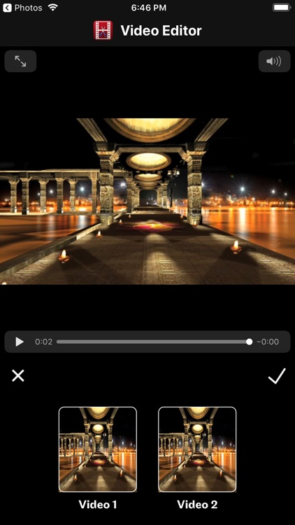 Video Editor & iVideo Maker screenshot-6