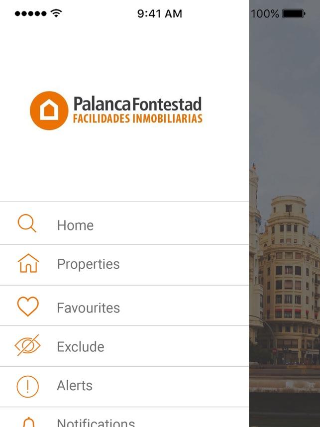 Inmobiliaria Palanca On The App Store
