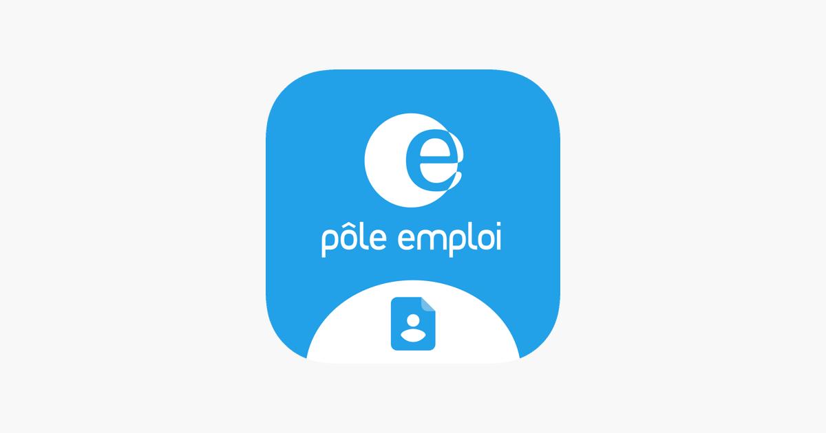 Calendrier Des Paiements De Pole Emploi.Mon Espace Pole Emploi Dans L App Store