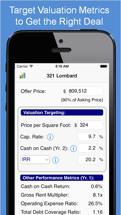 Real Estate Investing Analyst screenshot-4