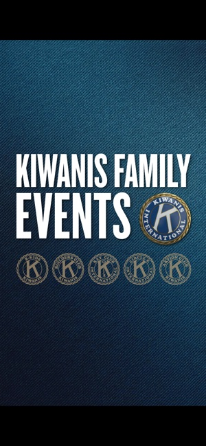 Kiwanis Family Events on the App Store