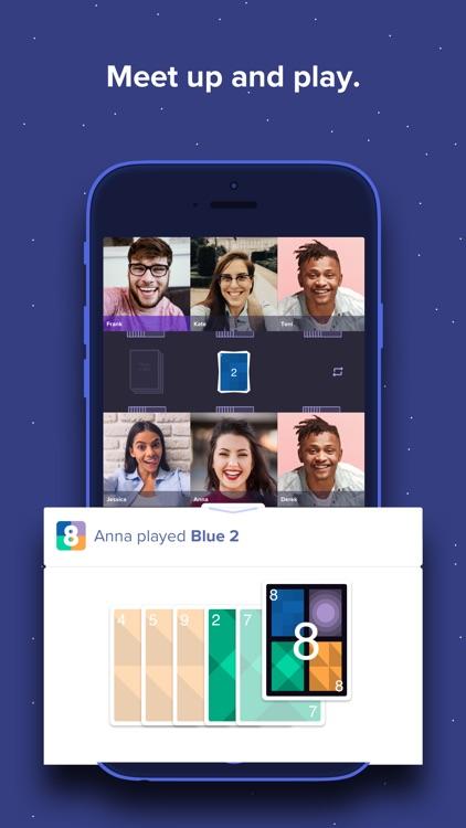pop.in - games on group video screenshot-0