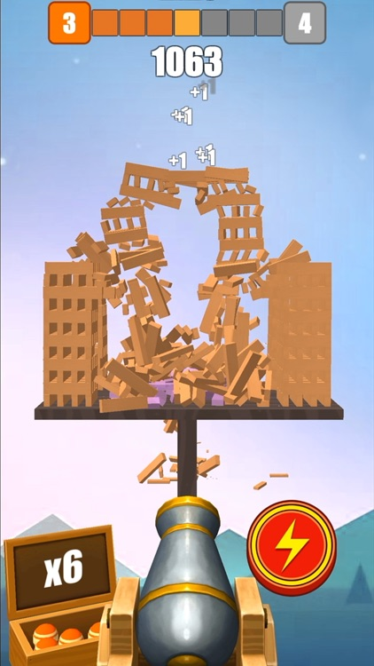 Shooting Balls 3D screenshot-4