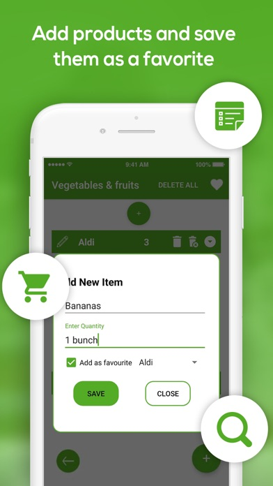 Grocery Planner & To-Do 5