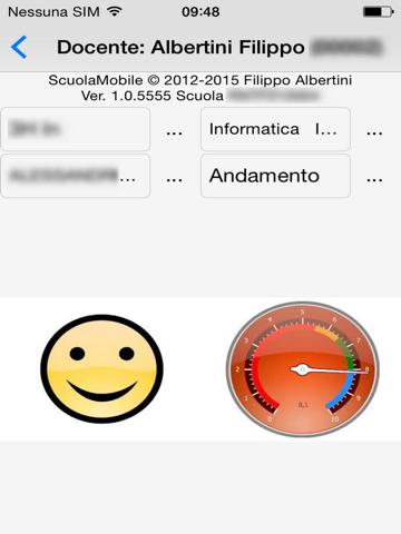 ScuolaMobile App - náhled