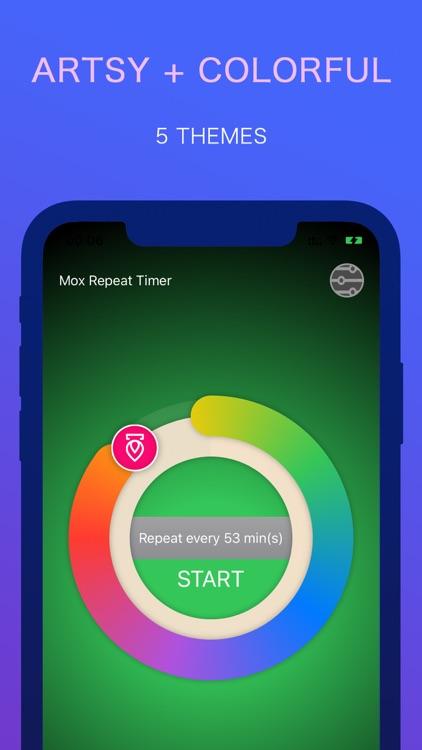 Mox Repeat Timer screenshot-6