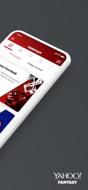 Yahoo Fantasy Football & more on the App Store