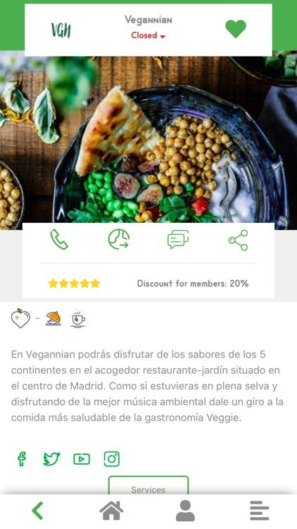 VHappy Veggie-Eco Guide Spain screenshot-4