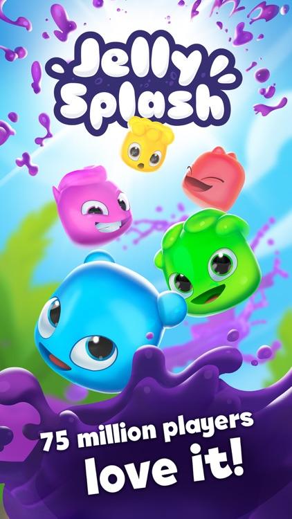Jelly Splash: Fun Puzzle Game screenshot-4