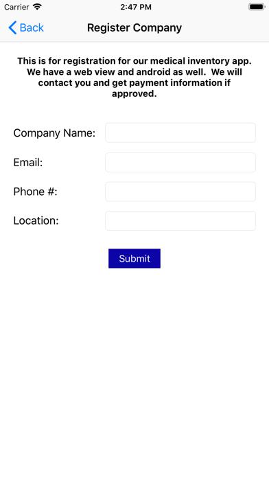 Brane Inventory screenshot 4