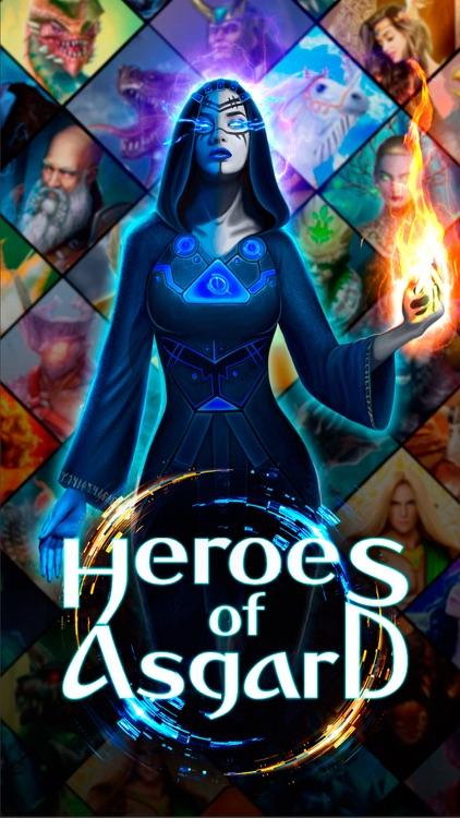 Heroes of Asgard: CCG-Arena screenshot-5