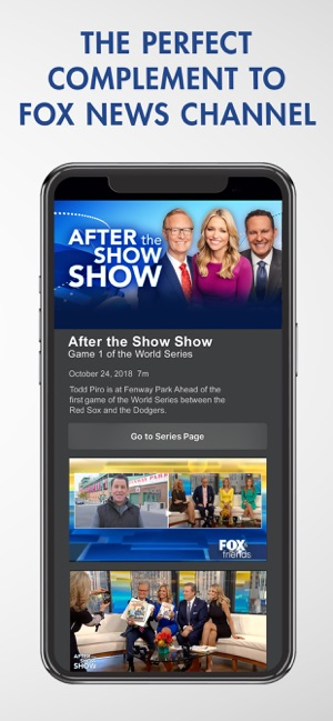 Fox Nation: Opinion Done Right on the App Store